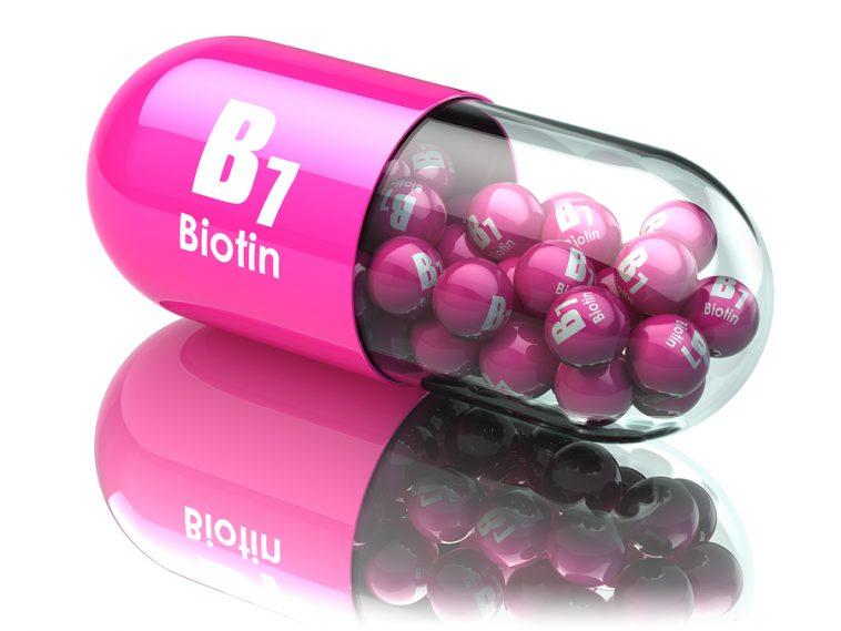 La biotina tiene propiedades beneficiosas para la piel, las uñas y el cabello