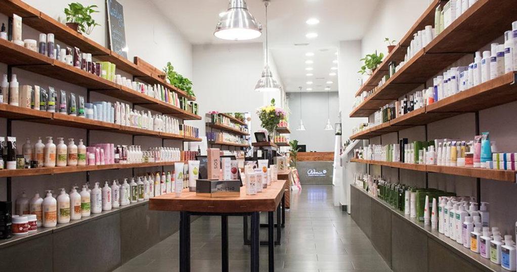 Tienda de cosmética natural