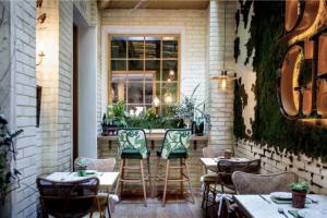 Bump Green se encuentra entre los mejores restaurantes saludables de Madrid