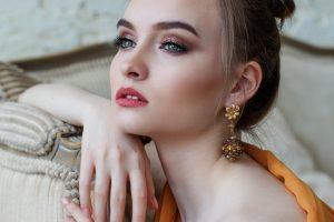 Lo ultimo en maquillaje, labios color mandarina. Te contamos como maquillarse y las novedades de maquillaje en el artículo.