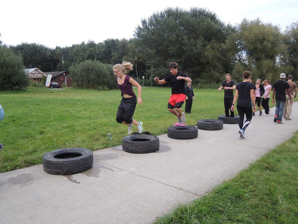 Boot Camp: También se considera un entrenamiento para militares
