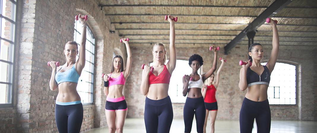Revistas de fitness