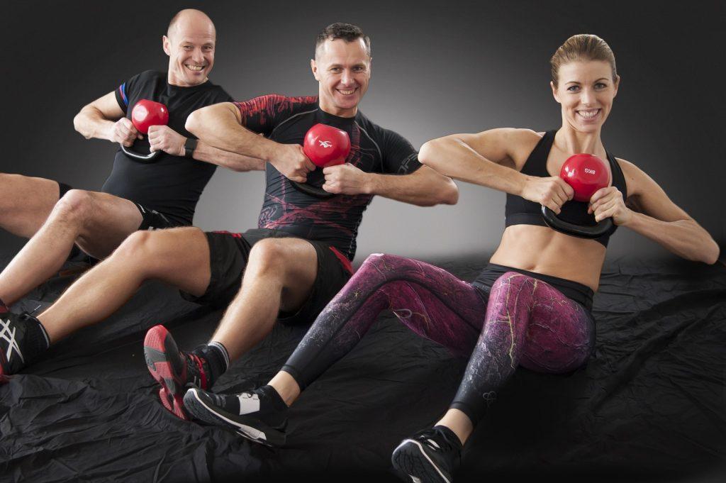Crossfit: Se considera un entrenamiento de alta intensidad