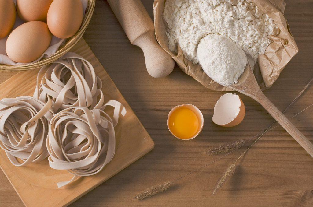 Alimentos Sanos: La Pasta Como Base De Los Platos Más Gourmet