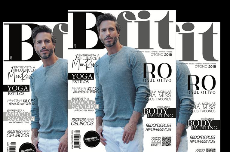 Publicidad en Revista Bfit