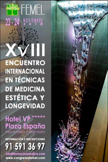 Encuentro internacional de medicina estética y longevidad