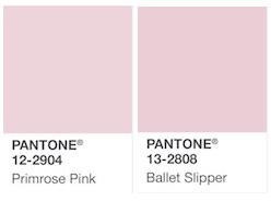 Pantone rosa 13-2808