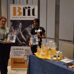Stan de Revista Bfit en XVIII Encuentro Internacional en Técnicas de Medicina Estética y Antienvejecimiento.