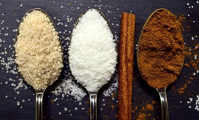 Azucar exfoliante corporal natural para una piel suave