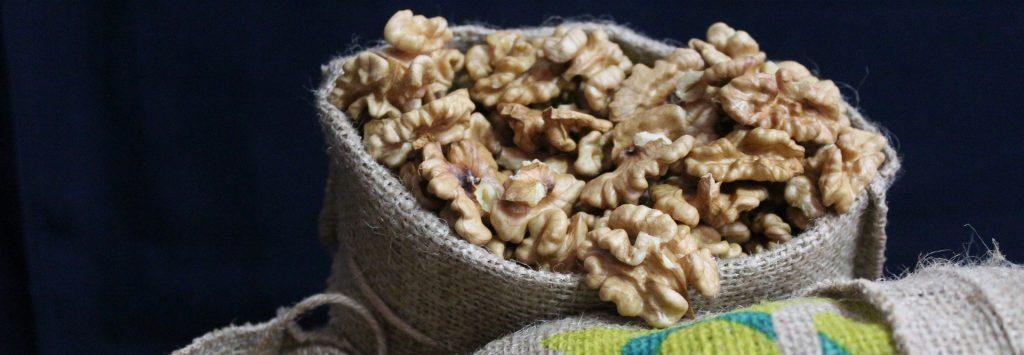 Meriendas saludables con nueces