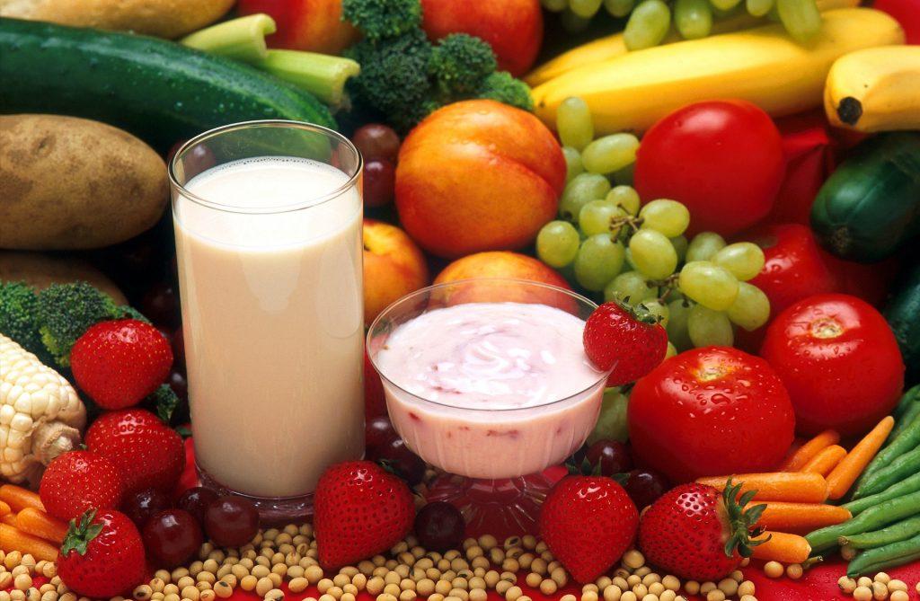 Alimentación saludable para cuidar nuestra piel
