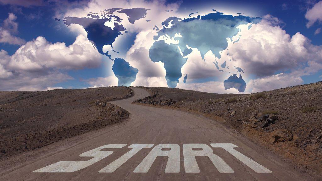 Empieza tu carrera, cogiendo un hábito, con consistencia, con fuerza de voluntad para comerte el mundo
