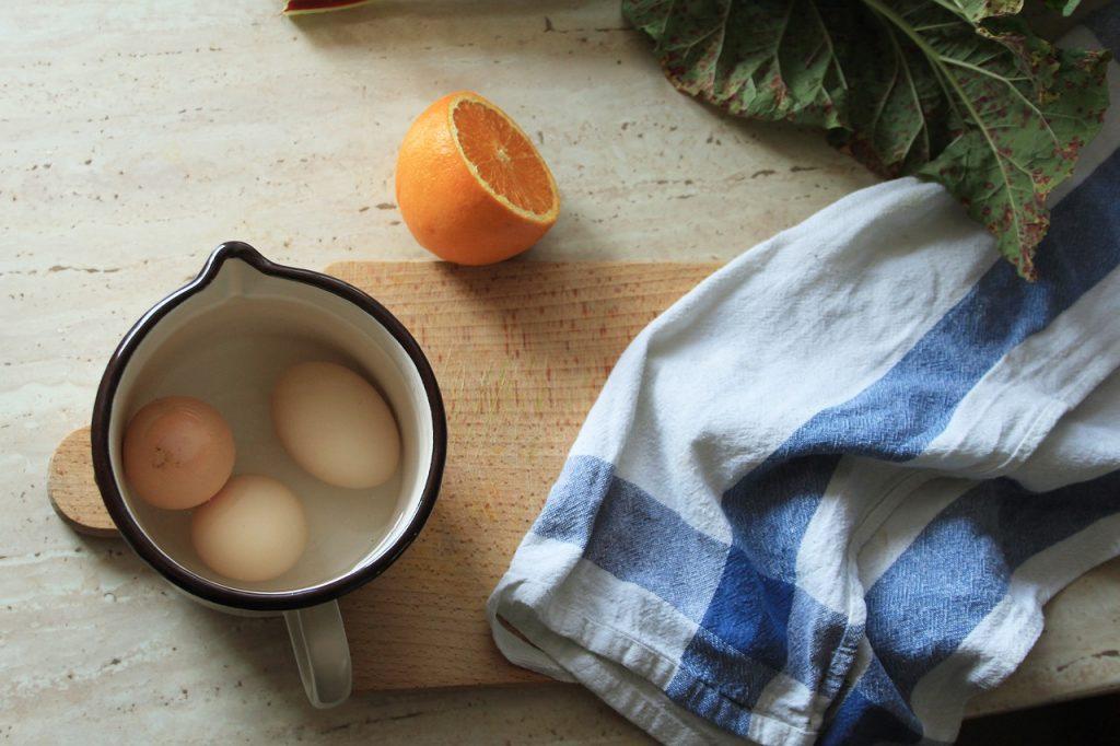 Huevos cocidos, una merienda idónea para personas diabéticas