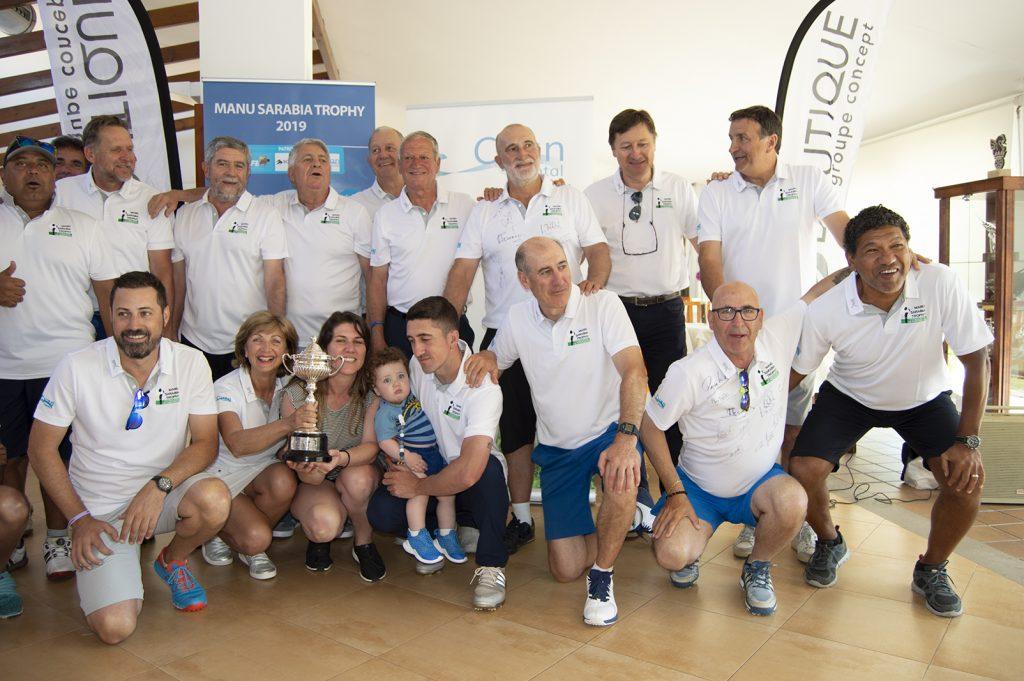 Torneo de Golf Manu Sarabia Trophy 2019