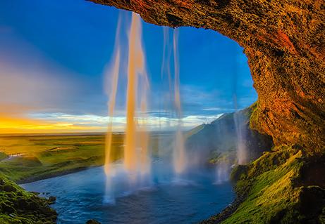 Un precioso paisaje, una de las verdaderas riquezas de la vida
