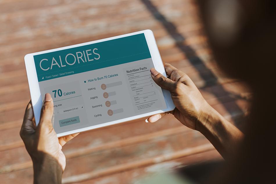 Disfruta la vida y deja de contar calorías