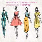 pBoceto de diseños - Pasarela Latinoamericana en Madrid