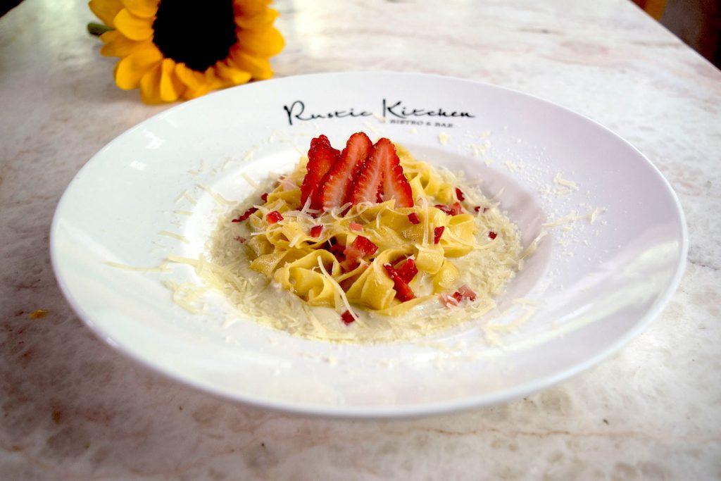 Los mejores restaurantes para comer en México. Adéntrate y disfruta de los sabores europeos en Rustic Kitchen.