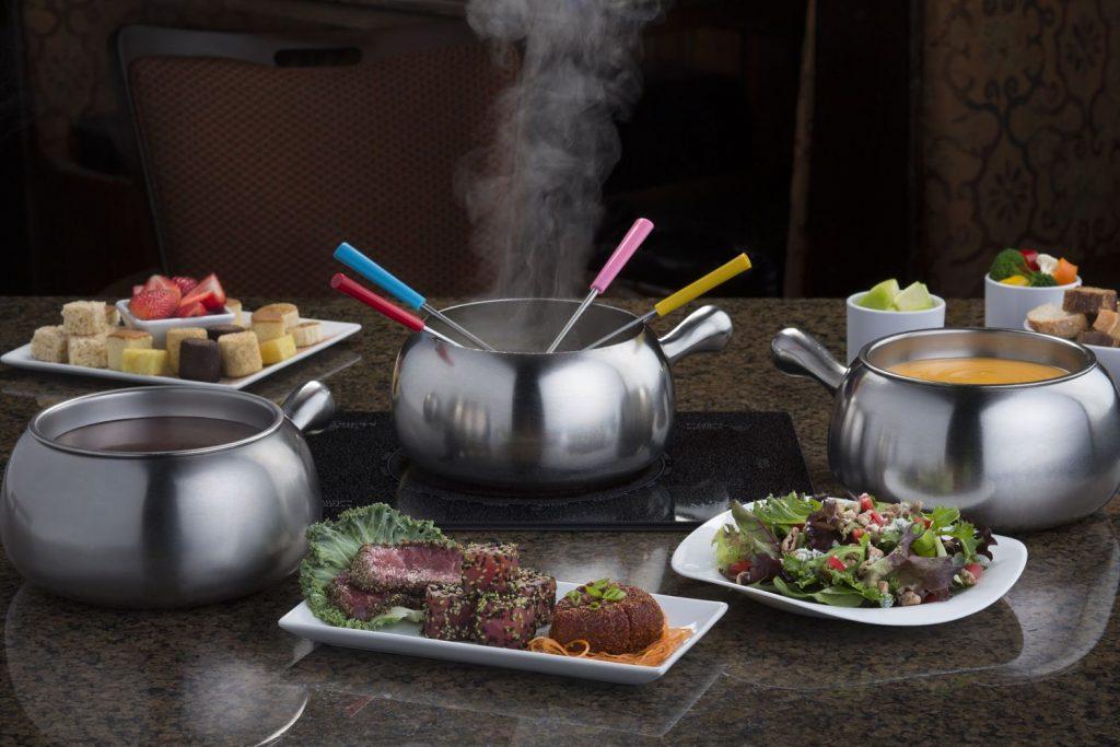 Melting Pot, en Polanco, ofrece una variedad de sabores europeos