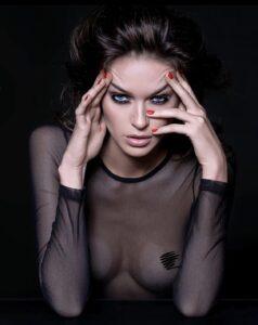 Entrevista a Katrina Kruglova modelo internacional.