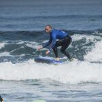 Quique Guijarro nos cuenta desde que edad practica el surf y como aprender a surfear