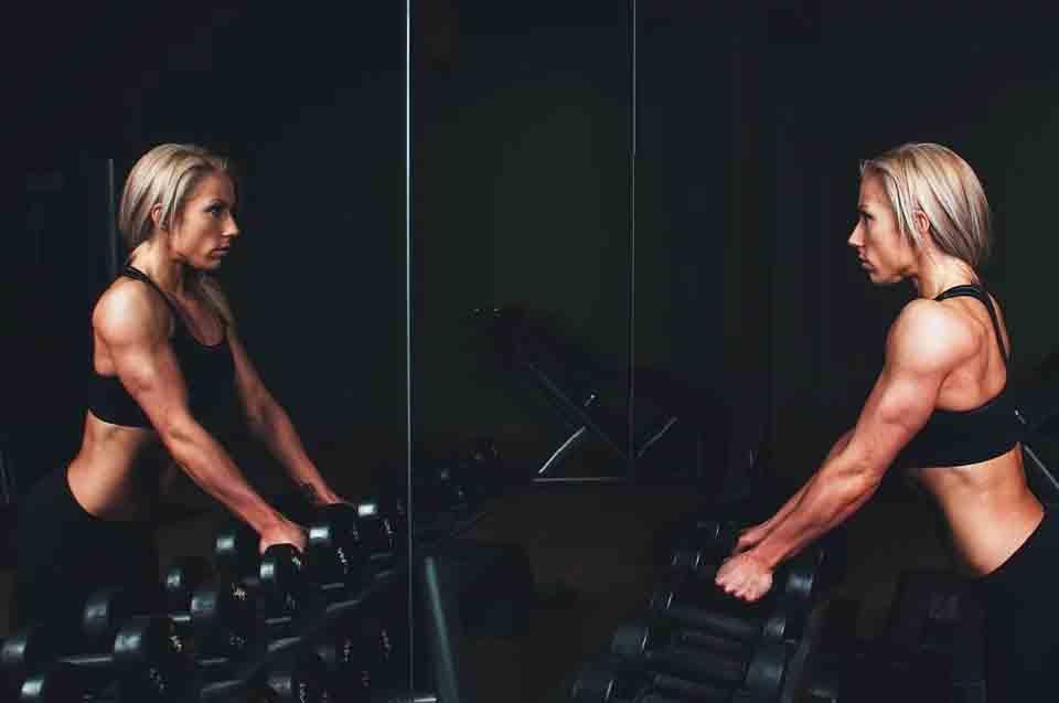 Entrenamiento para tener un cuerpo fitness mujer