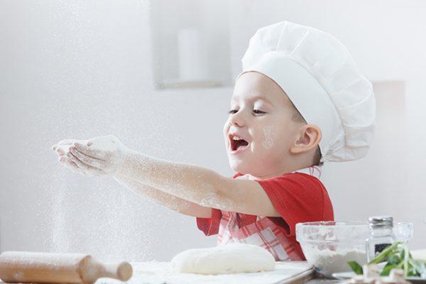 Meriendas para niños fáciles y nutritivas