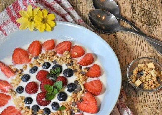 frutas meriendas para niños fáciles y nutritivas
