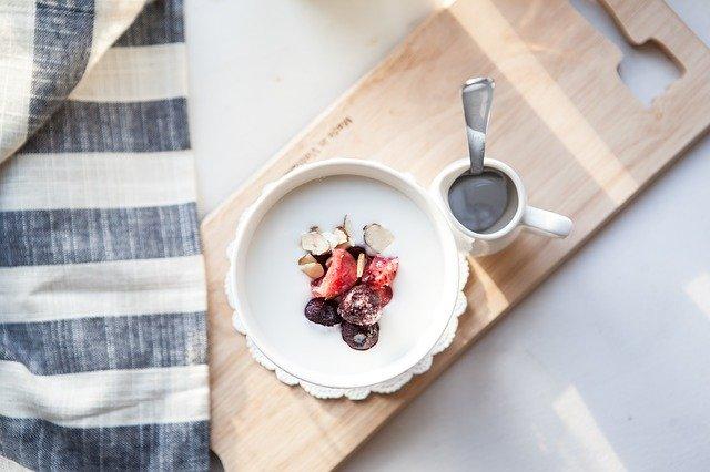 El colágeno en alimentos: Lácteos