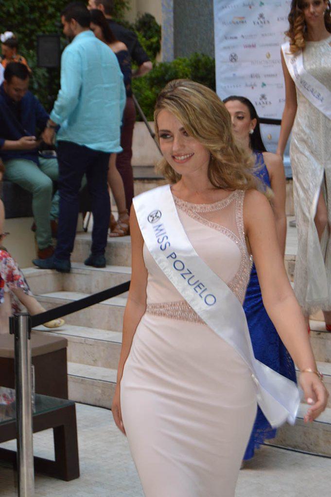 Candidata Miss Mundo