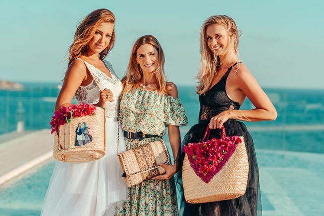 Fashion Shoot Adlib Ibiza 2020 con la diseñadora Dolors Miro