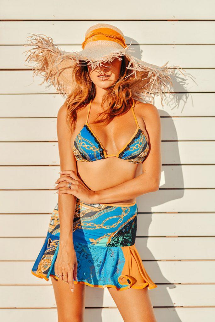 Fashion Shoot Adlib Ibiza 2020 diseño de la diseñadora Piluca Bayarri