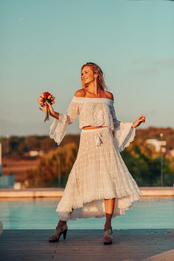Fashion Shoot Adlib Ibiza 2020 con la diseñadora Piluca Bayarri