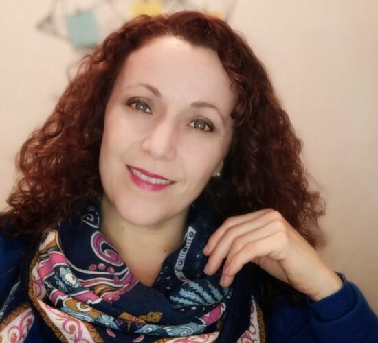 Michelle Labbé nutricionista de la revista bfit
