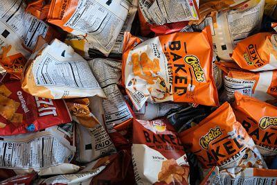 bolsas de snacks