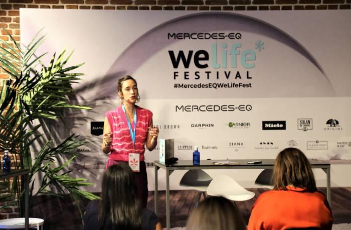 Cristina Barrous alimentación consciente en we life